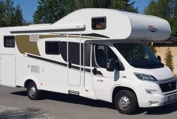 Wohnmobil mieten in Bischofswerda von privat | Carado Carado A447