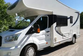 Wohnmobil mieten in Schrobenhausen von privat | Chausson Wolkie *new*