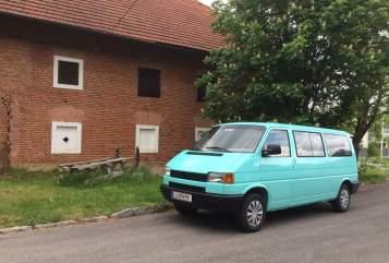 Wohnmobil mieten in Linz von privat | VW Wanda