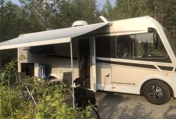 Wohnmobil mieten in Cremlingen von privat | Carado piepermobil