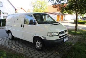 Wohnmobil mieten in Ulm von privat | VW Frederik