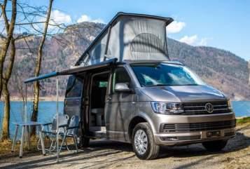 Wohnmobil mieten in Am Mellensee von privat   VW VWT6 California