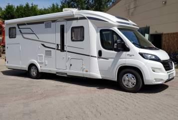 Wohnmobil mieten in Heilbronn von privat | Hymer Campi * NEW*