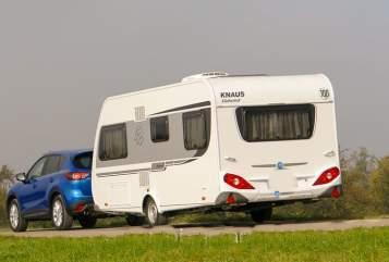 Wohnmobil mieten in Lambrecht (Pfalz) von privat | Knaus JESSY