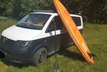 Wohnmobil mieten in Magdeburg von privat | VW  TerraLife