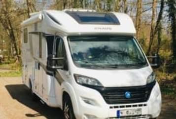 Wohnmobil mieten in Walldorf von privat | Knaus Indy