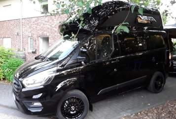 Wohnmobil mieten in Norderstedt von privat   Ford Transit Custom  SEK-Bus