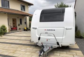 Wohnmobil mieten in Bodenkirchen von privat | ADRIA ADRIA Adora