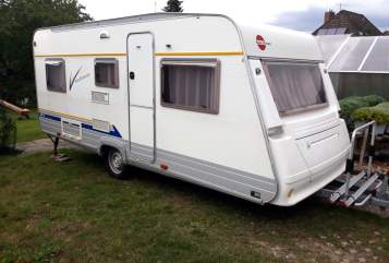 Wohnmobil mieten in Langwedel von privat | Bürstner Camper Wolke 7