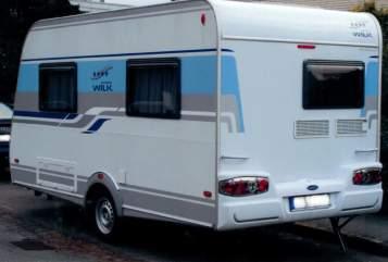 Wohnmobil mieten in Quickborn von privat   Wilk, Knaus Tabbert Wilk Camper 400