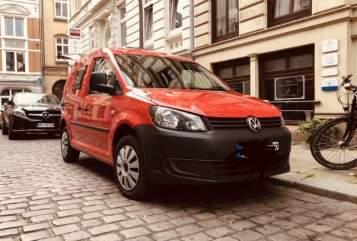Wohnmobil mieten in Hamburg von privat | VW Walli