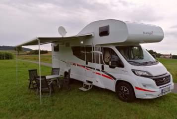 Wohnmobil mieten in Büdingen von privat | Sunlight Free-Living