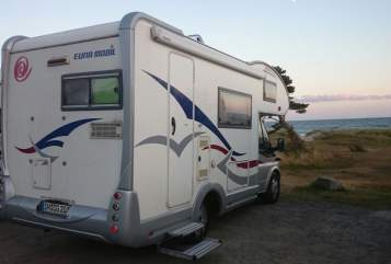 Wohnmobil mieten in Parchim von privat | Eura Mobil Eura