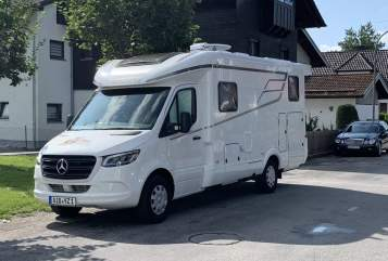 Wohnmobil mieten in Bad Aibling von privat | Hymer  Wambo