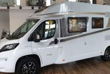 Wohnmobil mieten in Heidelberg von privat | Carado Henrys Carado