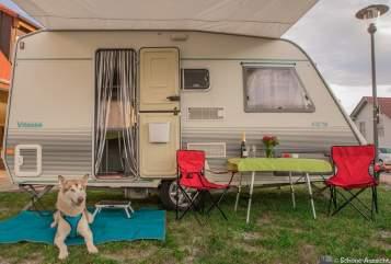 Wohnmobil mieten in Martinsheim von privat | Beyerland Betty