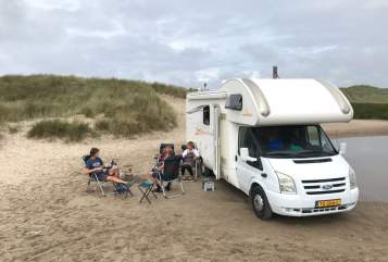Wohnmobil mieten in Valkenswaard von privat | Rimor Vrije Valk