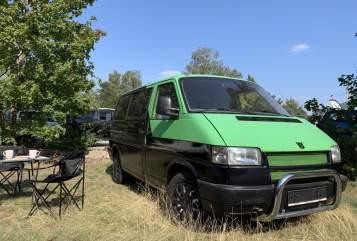 Wohnmobil mieten in Berlin von privat   VW Hippe