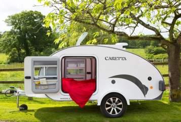Wohnmobil mieten in Stuttgart von privat | Basogl. Caretta 1500 Teardrop II