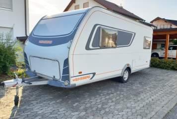 Wohnmobil mieten in Orsingen-Nenzingen von privat | Weinsberg Weinsberg One