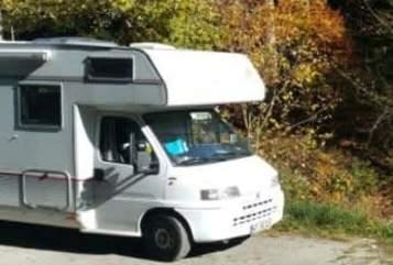 Wohnmobil mieten in Sulzberg von privat | Fiat Frankia