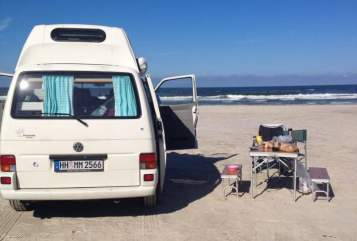 Wohnmobil mieten in Hamburg von privat | Volkswagen Bruno