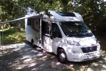 Wohnmobil mieten in St. Pölten von privat | Carado Heidilein