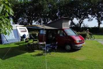 Wohnmobil mieten in Utrecht von privat | Volkswagen VW California