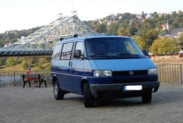 Wohnmobil mieten in Dresden von privat   VW B.Ulli
