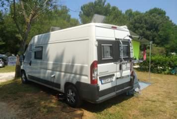 Wohnmobil mieten in Marquartstein von privat | Peugeot Tobi`s Camper