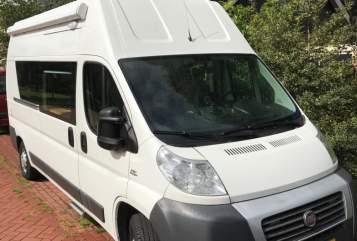 Wohnmobil mieten in Noord-Scharwoude von privat | Fiat Ducato camper