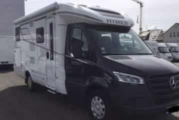 Wohnmobil mieten in Mietingen von privat | Hymer Dreamliner