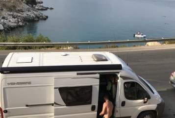 Wohnmobil mieten in Lauf an der Pegnitz von privat | Fiat Ducato Achim