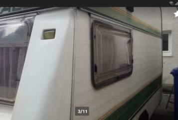 Wohnmobil mieten in Freising von privat | Chateau Caravans  Nico Neumann