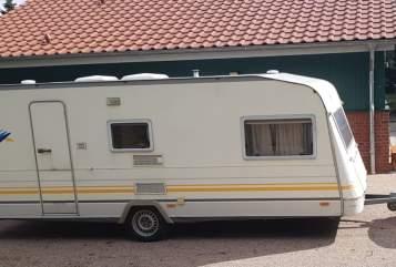 Wohnmobil mieten in Itzehoe von privat | Knaus  Reiselust