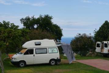 Wohnmobil mieten in Calw von privat | VW T4 Jolly Jumper