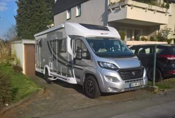 Wohnmobil mieten in Dortmund von privat | Orange Camp  Lilli