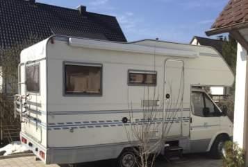 Wohnmobil mieten in München von privat   Ford Transit Fert