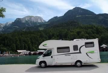 Wohnmobil mieten in Bischberg von privat | Forster Frechdachs