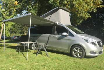 Wohnmobil mieten in Wesseling von privat | Mercedes Marco Polo