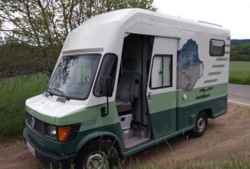 Wohnmobil mieten in Wendelstein von privat | Mercedes Benz Donkey Benjamin