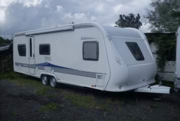 Wohnmobil mieten in Jork von privat | Hobby Luxus-Camper