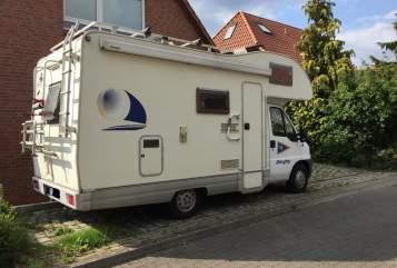 Wohnmobil mieten in Langenhagen von privat   Ahorn DINGHY