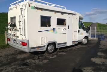 Wohnmobil mieten in Elmshorn von privat | Chausson Träumer