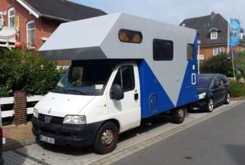Wohnmobil mieten in Sylt von privat | Peugeot Magermobil