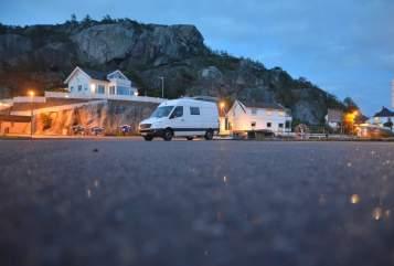 Wohnmobil mieten in Buchholz in der Nordheide von privat | Mercedes Bus