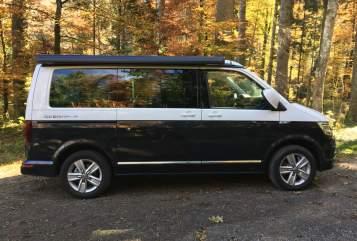 Wohnmobil mieten in München von privat | VW Juri