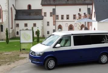 Wohnmobil mieten in Frankfurt am Main von privat | Westfalia Glamy One