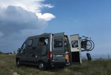 Wohnmobil mieten in München von privat | Fiat Ducato Travelscout