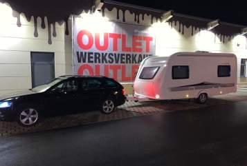 Wohnmobil mieten in Würzburg von privat   Hobby Wohnwagen Main-Camper 2